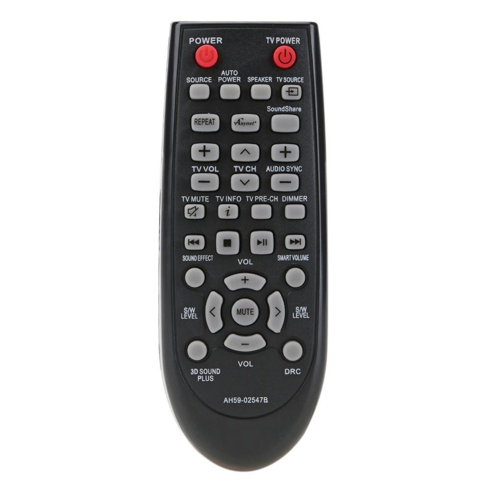 Repuesto para Samsung HW-F450 HWF450 Soundbar Remote Control: Amazon.es: Hogar
