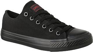 Elara Chaussures de Sport Unisexe en Tissu à Dessus Bas Chunkyrayan