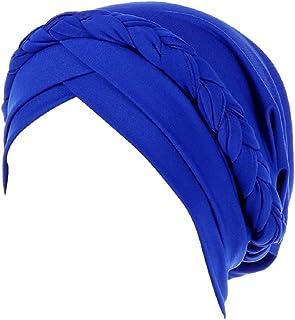 Lowprofile Beanie Scarf Braid Beading Braid India Hats Cancer Chemo Beanie Turban Warm Wrap Cap