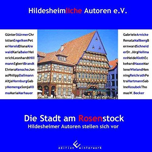 Die Stadt am Rosenstock: Hildesheimer Autoren stellen sich vor ( Festeinband)