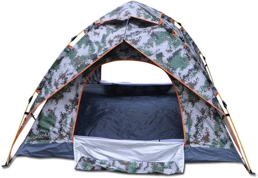 WHEEJE Family Camping Tent Easy Quick- Waterproof Max 59% OFF Anti- Prote Limited price