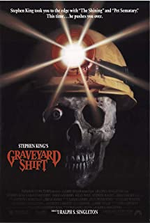 Graveyard Shift 1990 Authentic 27