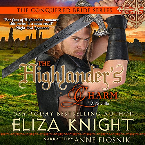 The Highlander's Charm audiobook cover art