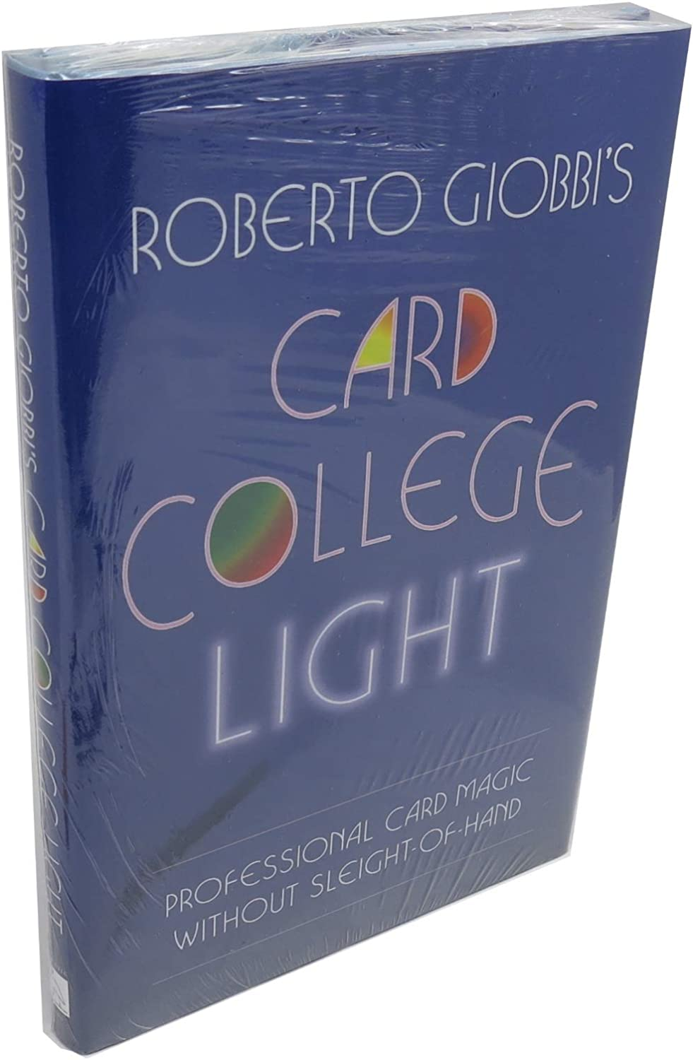 Card College Light Magic Giobbi OFFicial mail order Free shipping Roberto by Trick