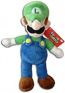 Super Mario Bros - Peluche Luigi Bros 35cm Calidad Super