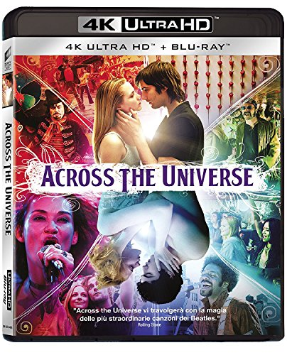 Blu-Ray - Across The Universe (4K Ultra HD+Blu-Ray) (1 Blu-ray)