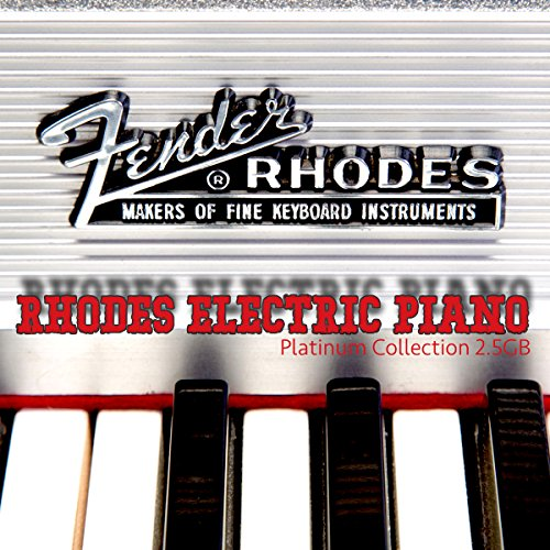 Cheapest Price! Rhodes Electric Piano - Large unique 24bit WAVE/KONTAKT Multi-Layer Studio Samples P...