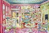 Posterazzi Cake Shop Poster Print by Aimee Stewart, (18 x 9)