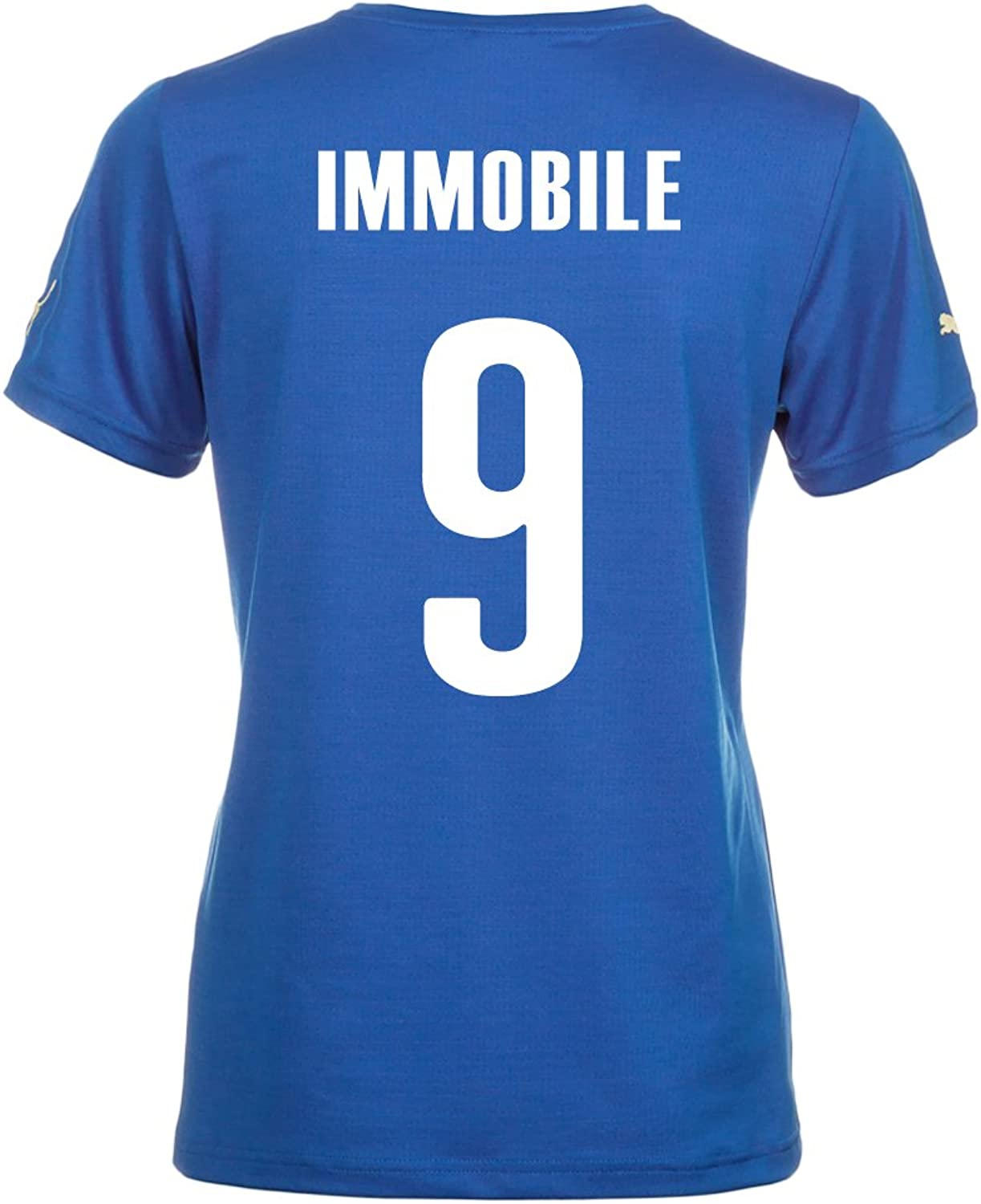 Puma IMMOBLE  9  Home Jersey World Cup 2014 (Women)