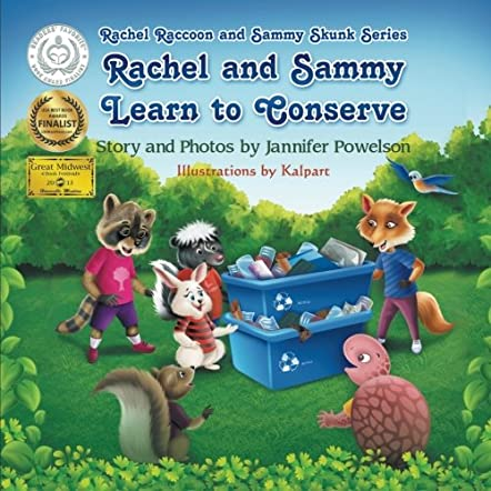 Rachel and Sammy Learn to Conserve