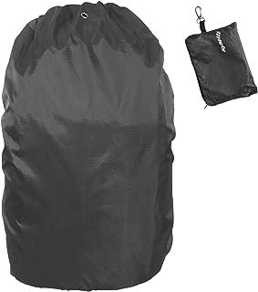 Vin-Sping Funda Impermeable para Mochila 20~45L Cubierta de Bolsa Bolso Protector de Lluvia para Camping Senderismo Durable