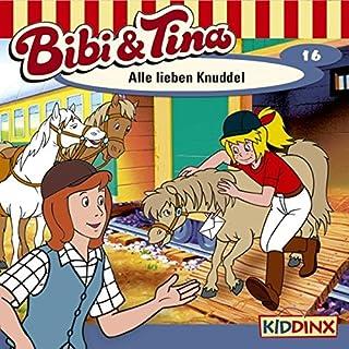 Alle lieben Knuddel audiobook cover art