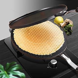 Äggrulle tillverkare panna aluminiumlegering gas non-stick tårta stekspade ägg rulle form kök bakverktyg