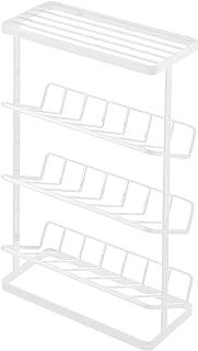 山崎実業 バスボトルラック タワー ホワイト 2909