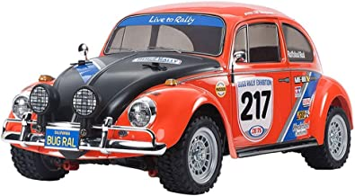 TAMIYA 1/10 Scale Expert Built Volkswagen Beetle Rally (MF-01X Chassis) / (Completed Model) 57917【Japan Domestic Genuine Products】【Ships from Japan】