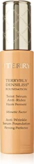 Por Terry By Terry Terrybly Densiliss Foundation – Base de suero antiarrugas 30 ml – 3 Vainilla Beige