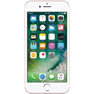 Apple iPhone 7, 128GB, Rose Gold - For AT&T (Renewed)