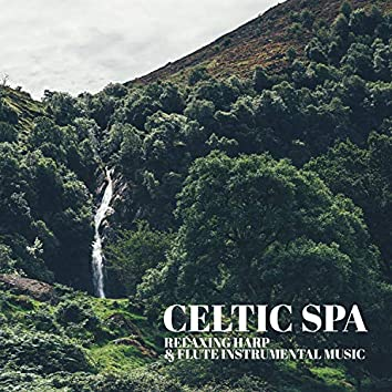 Celtic Spa: Relaxing Harp & Flute Instrumental Music. Irish Chillout Zone, Celtic Ambient Collection