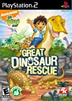 Go Diego Go Great Dinosaur Rescue (輸入版:北米) PS2