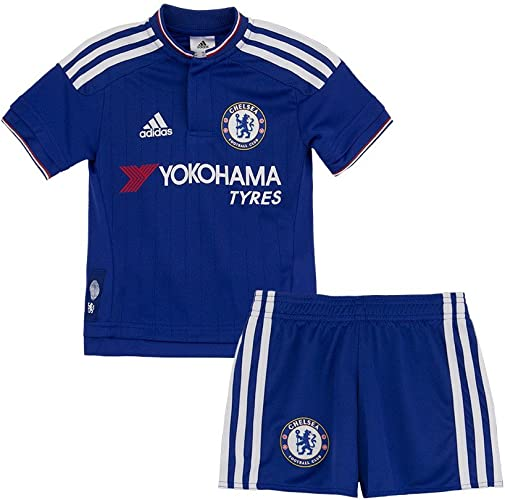 Adidas 2015 16Chelsea FC Home Mini kit [Chebleu]
