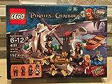 Lego Piratas del Caribe Isla de la Muerta - 152pcs.