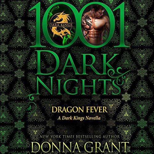 Dragon Fever audiobook cover art