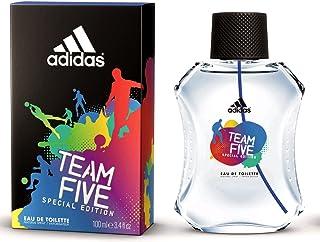 Adidas Team Five Eau De Toilette For Men - 100Ml