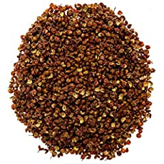 Sichuan peppercorns' unique aroma and flavour is not hot or pungent like black, white, or chili peppers. instead, it has slight lemony overtones and creates a tingly numbness in the mouth (caused by its 3% of hydroxy alpha sanshool) that sets the sta...