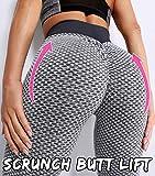 Zoom IMG-2 lalamelon leggings sportivi donna pantaloni