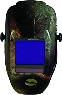 JACKSON SAFETY 46120 True Sight II Digital Variable ADF Welding Helmet with Balder Technology, Halo X, Universal, Metal