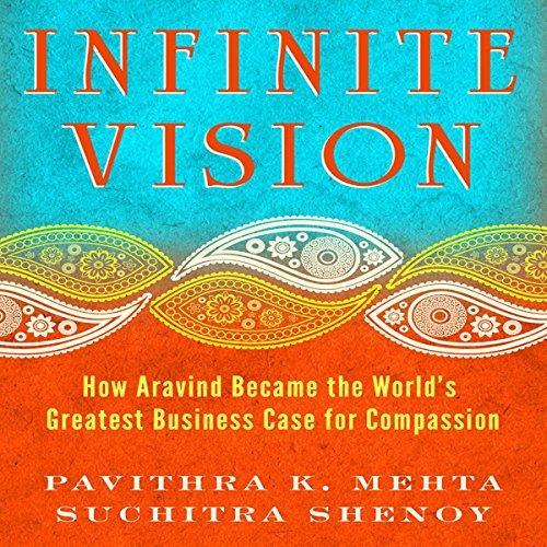 Infinite Vision audiobook cover art