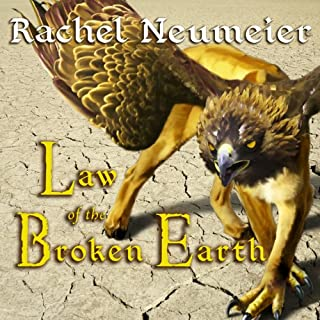 Law of the Broken Earth audiobook cover art