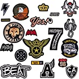 BRone Patch Sticker, Parches Ropa...