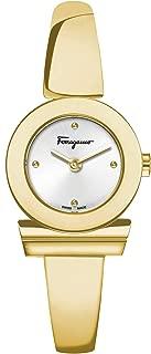 Salvatore Ferragamo Womens Gancino Bracelet Watch SFPD01119