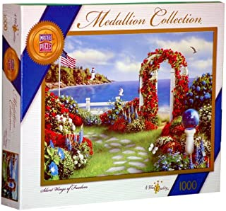 Master Pieces Silent Wings Of Freedom Jigsaw Puzzle