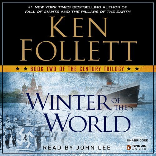 Winter of the World audiobook cover art