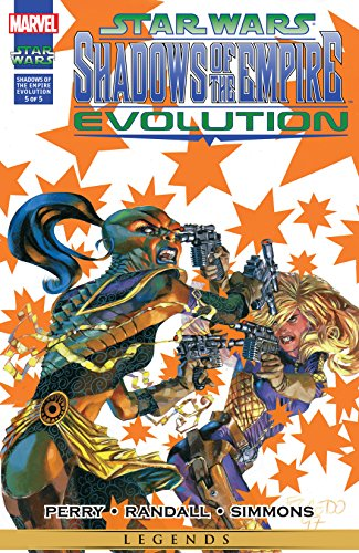 Star Wars: Shadows of the Empire - Evolution (1998) #5 (of 5) (English Edition)