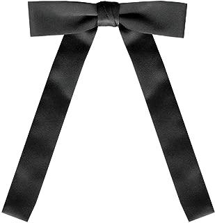 black kentucky colonel tie