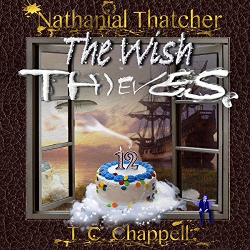 Nathanial Thatcher audiobook cover art