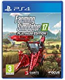 Farming Simulator 17 - Edition Platinum - PlayStation 4 [Importación francesa]