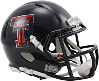 NCAA Texas Tech Red Raiders Speed Mini Helmet