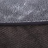 Scruffs Chester Box Bett Graphite-XLarge, Grau, XL 90 x 70 cm