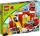 LEGO Duplo 6168 - Caserma dei Pompieri
