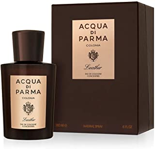 Colonia Leather Concentree by Acqua Di Parma for Men Eau de Cologne 180ml