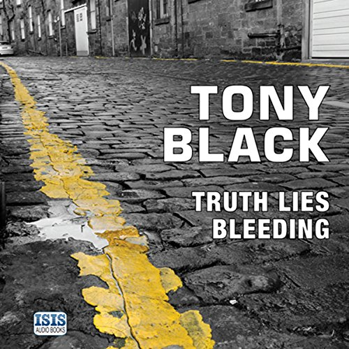 Truth Lies Bleeding audiobook cover art