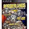 Borderlands Triple Pack (輸入版:北米) - PS3