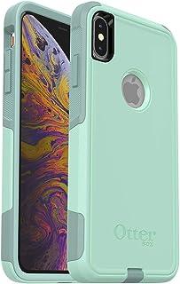 OtterBox COMMUTER SERIES Case for iPhone Xs Max - Retail Packaging - OCEAN WAY (AQUA SAIL/AQUIFER)