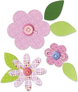 Sizzix Bigz Die - Flower Layers & Leaves by Dena Designs