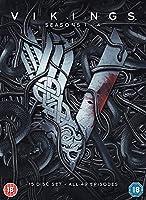 Vikings - Seasons 1-4 [DVD PAL方式](Import版)