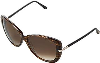 نظارات شمسية من توم فورد باطار اسود FT0324 50F